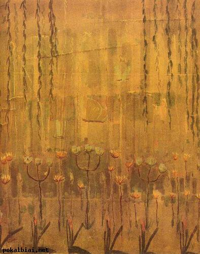 M.K Čiurlionio paveikslas