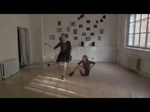 Laura Welsh - Hardest Part (feat John Legend) by Lina Engel (dance practice)