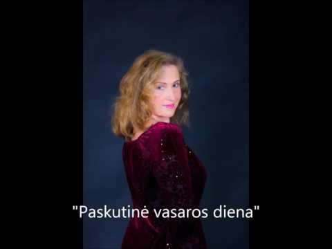 """Rima Žudienė - """"Paskutinė vasaros diena"""""""
