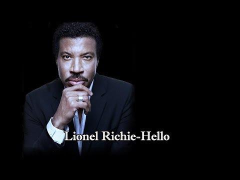 Lionel Richie_Hello [Lyrics]