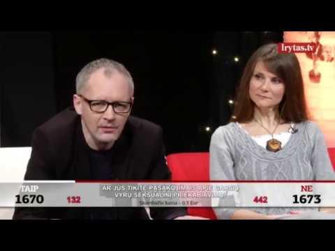 A. Nakas apie seksualinio priekabiavimo projektą * 2018 02 12 * Lrytas.tv