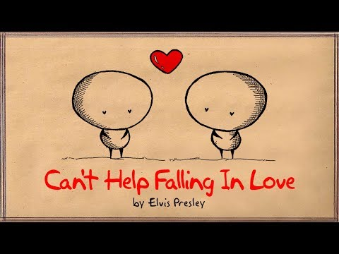 Can't Help Falling In Love With You - Elvis Presley (Haley Klinkhammer Cover) LYRIC VIDEO
