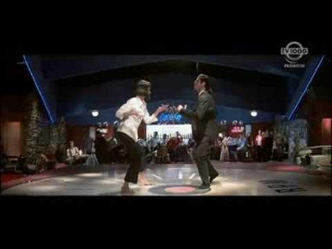 легендарный танец умы Турман и Джона Трав